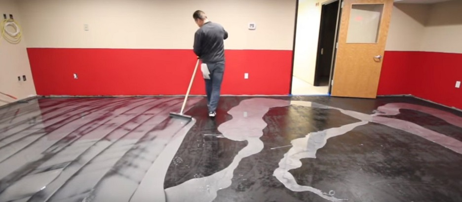 A1 Epoxy flooring