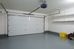Residential Garage in Epoxy